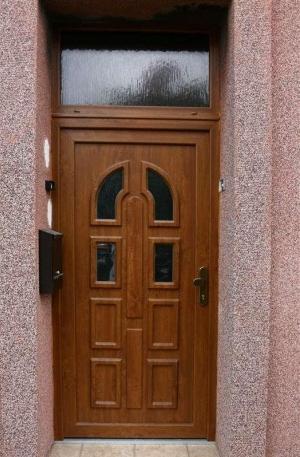 Zabezpečení vchodových dveří