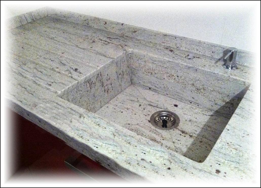2ce31594eb12 Jak správně čistit granitový dřez - Kouzelné Bydlení