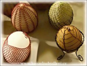 drátkovaná vejce